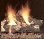 Buches et feu